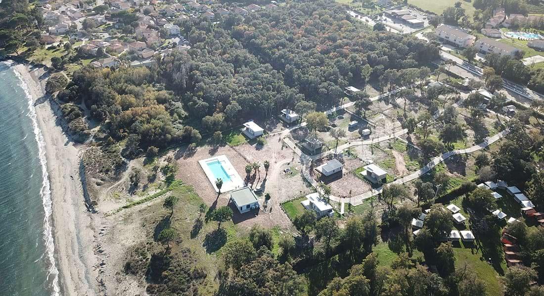 Domaine Résidentiel - residence secondaire - nature et residence - Casa è Natura