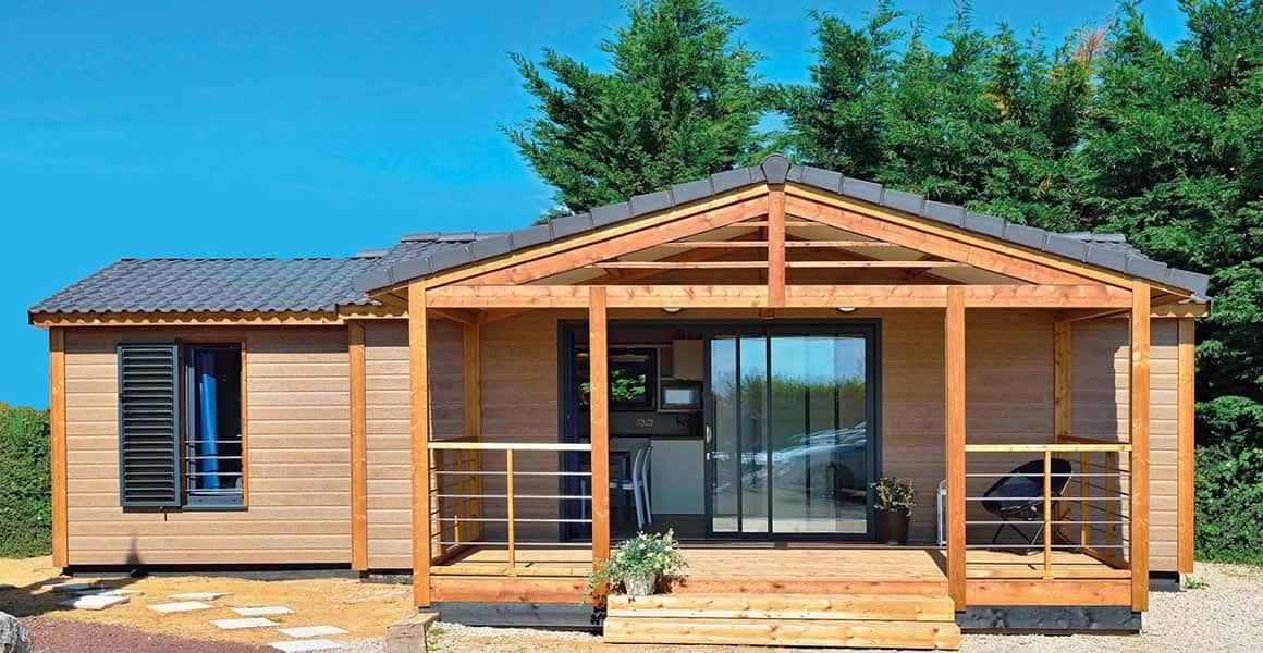 Les cottages de la pinède - parc residentiel ouvert toute l'année