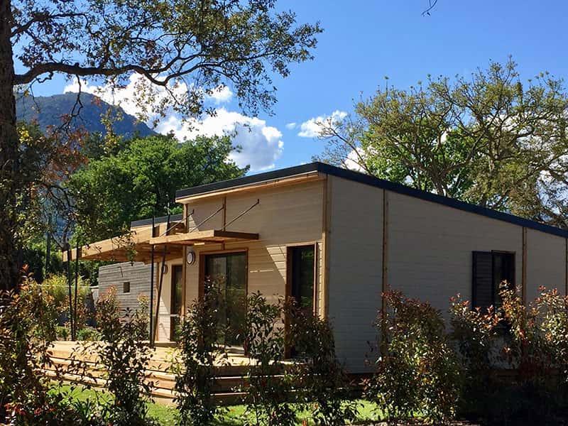 Parc résidentiel de loisir casa é natura corse résidence secondaire