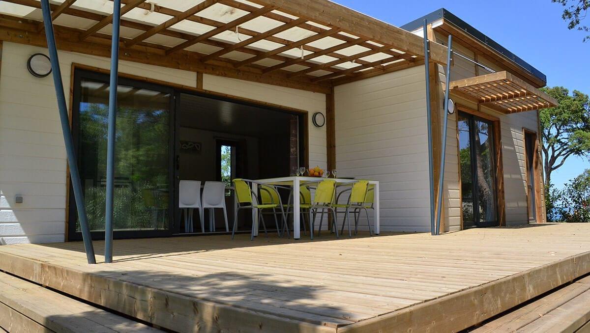 programme casa e natura chalet terrasse