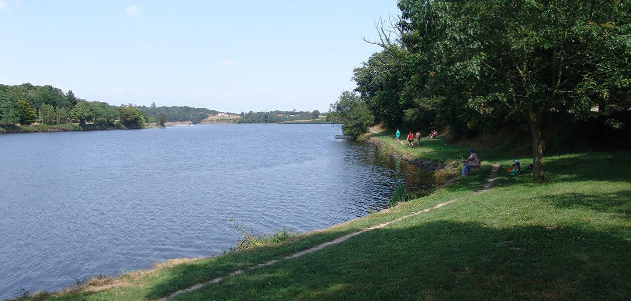 domaine du Pré lac