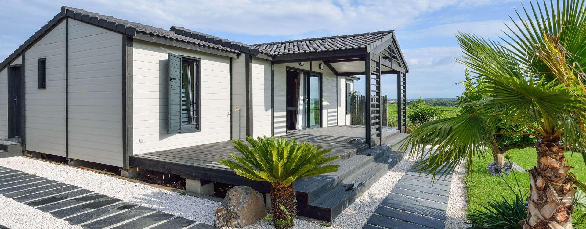 cottage haut de gamme nature et residences
