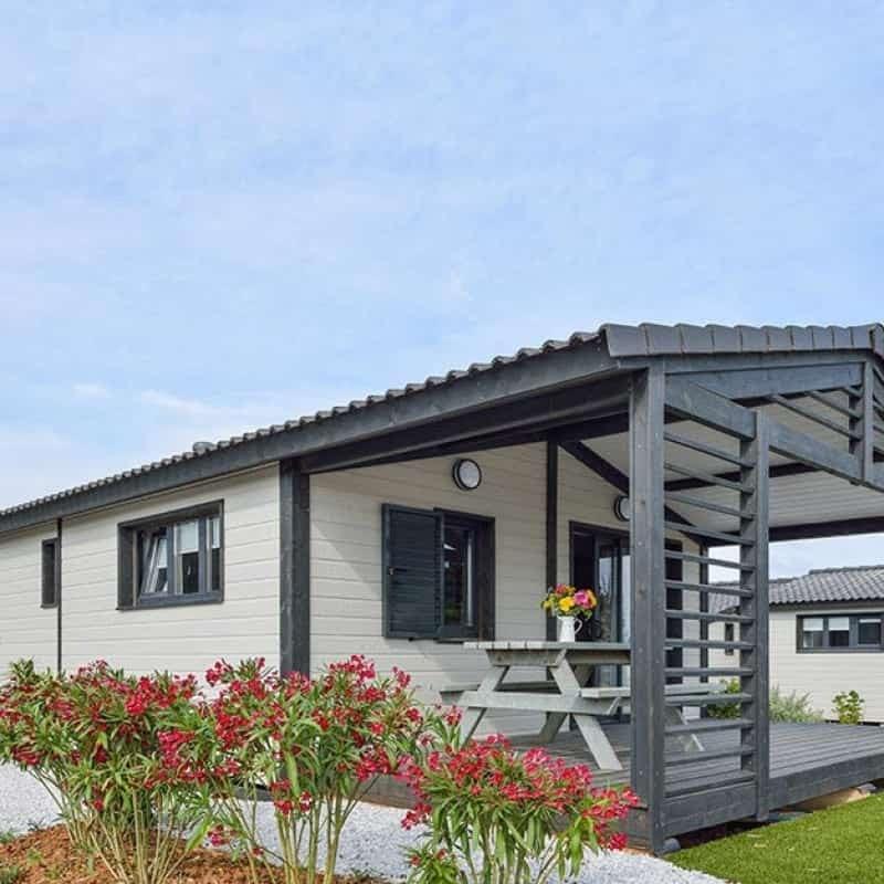 PRL - residence secondaire - Parcs Résidentiel de Loisirs